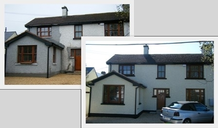 exterior painting in dublin area